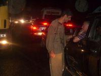 Yol kesen PKK'lılar böyle görüntülendi