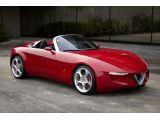 Alfa Romeo Spider details surface
