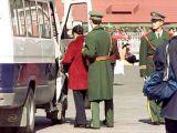 Çin'de idam minibüsü
