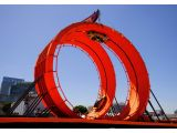 Hot Wheels Double Loop Dare Stunt