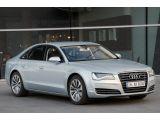 2012 Audi A8 Hybrid: First Drive