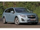2012 Chevrolet Cruze Wagon: First Drive