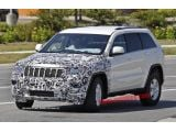 2014 Jeep Grand Cherokee spy shots
