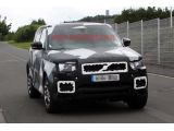 2014 Range Rover Sport Spy Shots