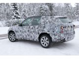 2014 BMW X5 spied in action