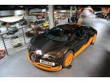 Bugatti Veyron 16.4 Super Sport WRE at Mullin Museum