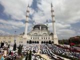 Mimar Sinan Cami ve Parkı açıldı