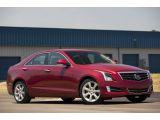 2013 Cadillac ATS: First Drive