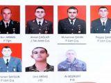 Şehit olan 7 asker için Van'da tören düzenlendi