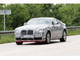 2014 Rolls-Royce Corniche Coupe Spy