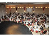 Necdet Özel'den Gaziler'e iftar