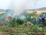 Diyarbakır'da PKK'nın kurulduğu Fis ovasında MİT, polis ve jan