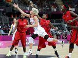 Londra Olimpiyatları, A Milli Kadın Basketbol Takımı, Angola