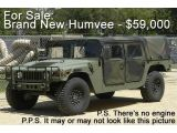 AM General will soon launch a build-your-own Humvee kit