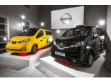Nissan NV200 London Taxi unveiled