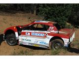 Mitsubishi i-MiEV Evolution Pikes Peak Crash