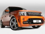 Overfinch Range Rover Sport GTS-X boasts 575 hp