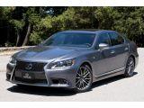 2013 Lexus LS: First Drive