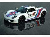Porsche 918 Spyder spied in Martini Racing livery
