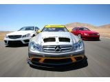 MBBS-Evosport Mercedes CLK 63 AMG Black Series race car revealed - photo