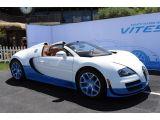 Bugatti Veyron 16.4 Grand Sport Vitesse: Monterey 2012