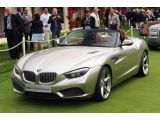 BMW Zagato Roadster: Monterey 2012