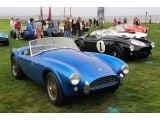 Shelby Cobras at Pebble Beach 2012