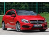 2012 Mercedes-Benz A-Class: First Drive