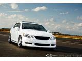 D2Forged Lexus GS350 FMS-07