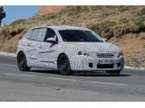 Next-gen Peugeot 308 spied in southern Europe