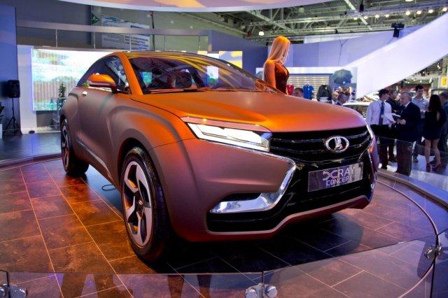 Новые русские автомобили 2017 года