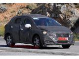 Suzuki SX4 Spy Shots