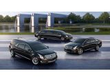 Cadillac XTS Limo & Hearse revealed