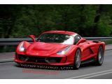 Ferrari F70 Rendering