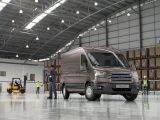 2014 Ford Transit & Transit Connect unveiled