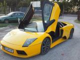 Toyota MR2 turned into a Lamborghini Murcielago, looks surprisingly good