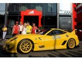 Ferrari 599XX Evo delivered to Google exec