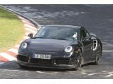 2014 Porsche 911 Turbo to feature four-wheel steering