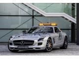 Mercedes-Benz SLS AMG GT F1 Safety Car receives power boost and other up