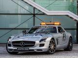 F1 2013 Güvenlik Aracı Mercedes-Benz SLS AMG