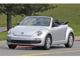 2014 Volkswagen Beetle Convertible spy shots