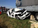BMW test driver dies in a 3-series hybrid prototype on the Autobahn - ph