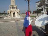 AK Parti'nin kongre şarkısı için İzmir'de çekim
