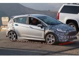 Ford Fiesta ST spy shots
