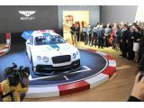 Bentley Continental GT3 concept officially unveiled