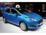 2013 Ford Fiesta: Paris 2012