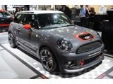 2013 Mini John Cooper Works GP: Paris 2012