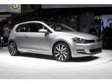Volkswagen Golf MkVII: Paris 2012