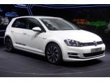 Volkswagen Golf BlueMotion Concept: Paris 2012