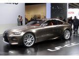 Lexus LF-CC Concept: Paris 2012